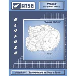 Rebuild Manual Automatic Transmission Service Group Books