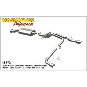 MagnaFlow Performance Exhaust Kits   2009 Hummer H2 6.2L