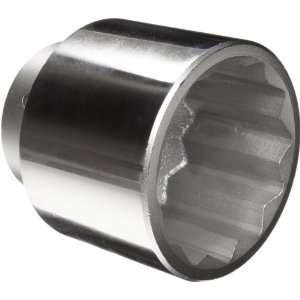 Opening 1 Power Impact Square Drive Socket, 12 Points Standard, 3 11
