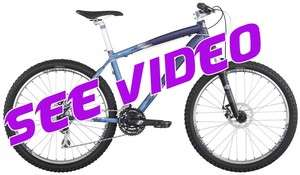 Mountain Bike Hardtail Alum Mens S 2012 Diamondback RESPONSE SPORT 26