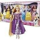 PRINCESS DISNEY Dolls ARIEL Jasmine CINDERELLA Rapunzel BELLE Snow