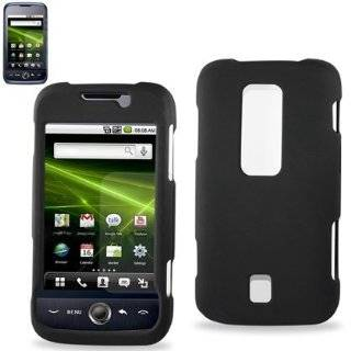 Skin Cover Cell Phone Case for Huawei Ascend M860 Cricket   BLACK