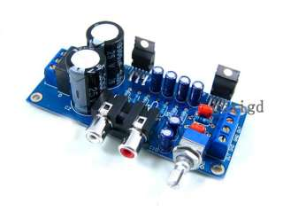 TDA2030 Audio power Amplifier board/AMP OCL 2X18Watt