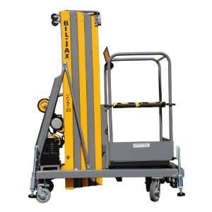 Bil Jax Platform Height Telescopic Lift Home Improvement