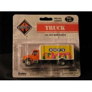 HO Scale International 4300 Box Van advertising Dots Candy