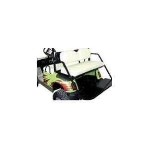 Yamaha G14   G22 Golf Cart Stationary Rear Seat Kit