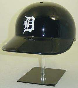 New DETROIT TIGERS Official MLB Base Coachs Helmet