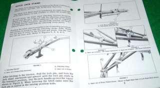 Kewanee Owners Manual Hich Jack Disk Harrows, Plows  
