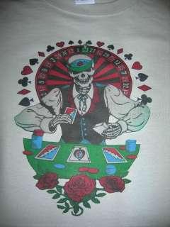 Grateful Dead T Shirt > Vintage Style > 1991 Las Vegas