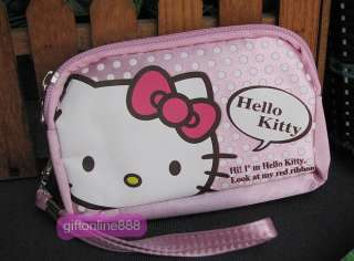 Hello kitty set coin pouch purse wallet bag KT P24P
