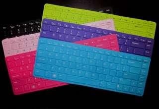 color Keyboard Skin Cover Protector for Dell Inspiron 13Z 14Z 14V
