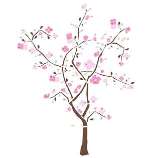 Roommate RMK1555GM Spring Blossom Tree Giant Wall Decal