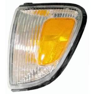 Corner Signal Marker Light Lamp SAE & DOT Pickup Truck Automotive