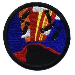 23rd Bomb Squadron Small 3.25 Patch Office Products