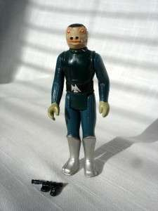Vintage 1978 Star Wars Action Figure Blue Snaggletooth NO DENT