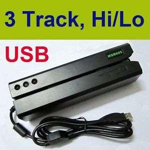 HiCo Magnetic PVC ID Smart Card Reader Writer Encoder