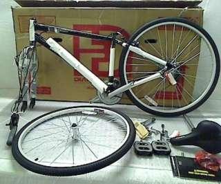 Mens 2012 Edgewood Sport Hybrid Bike (Black, 17 Inch/ Medium)