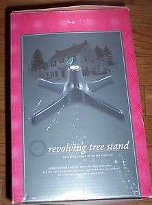 Electric Revolving Rotating Christmas Tree Stand Makes tree turn