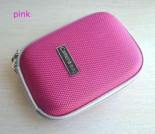Cute Digital Camera Case Pouch Bag  Pink