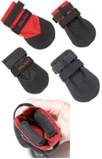 Ultra Paws DURABLE Dog Boots Water Resistant Booties for Snow Ice Mud