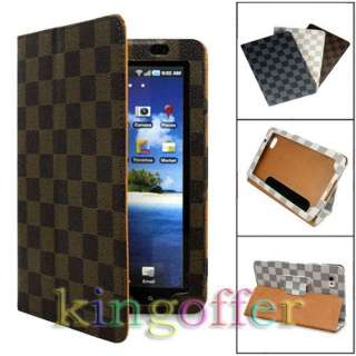 Stand Leather Case Cover For Samsung Galaxy Tab P1000