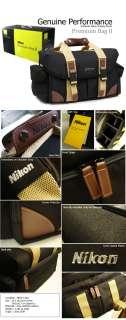 NEW Nikon Premium Bag Ⅱ Shoulder Camera Travel Bag