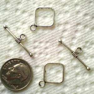 Small Diamond Toggle Clasps ~Jewelry Making~ Arts, Crafts & Sewing