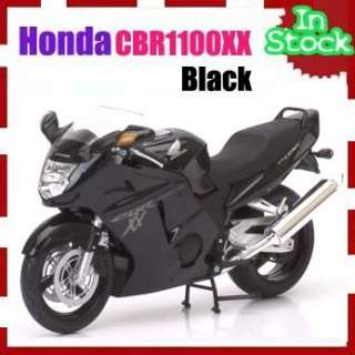 12 Honda CBR 1100XX 2183 Motor Bike Motorcycle Model