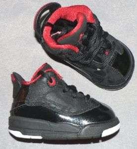 Nike Jordan Dub Zero toddlers shoes new black