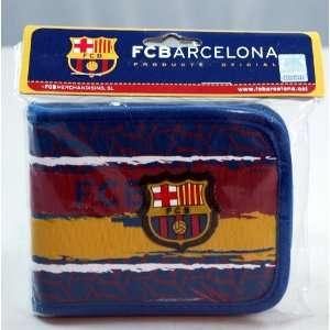 FCB Barcelona Team Logo Wallet   002