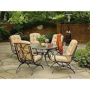 Jaclyn Smith Today Dutch Harbor Patio Table On Popscreen
