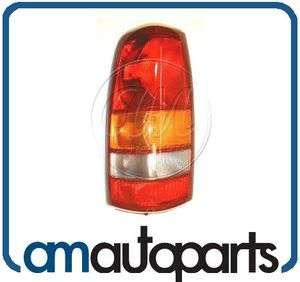 Sierra Rear Brake Taillight Taillamp Light Lamp Driver Side Left LH
