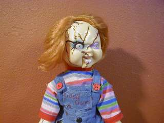 Childs Play CHUCKY Good Guys Doll Animated Talking from Bride of