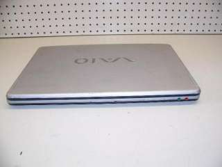 SONY VAIO PCG 7M1L LAPTOP 1.7GHz/ 1GB/ 40GB