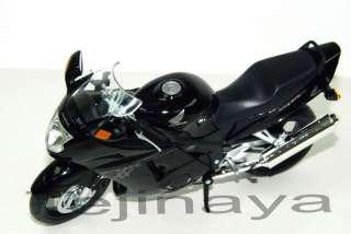 12 HONDA CBR1100 CBR 1100XX MOTORCYCLE STREET SPORT BIKE DIECAST