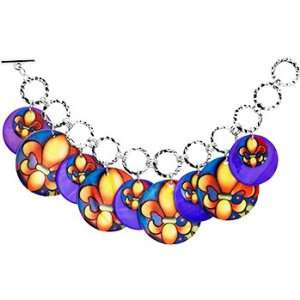 Tattoo Inspiration Fleur De Lis Charm Bracelet Jewelry