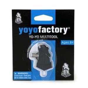 YoYoFactory Multi Tool w/ Bearing Remover/Hex Key/String Cutter