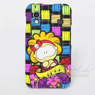 Colorful cartoon doll Design Cover Case For SAMSUNG GALAXY ACE S5830