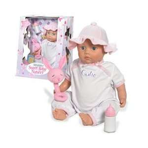 Sweet Baby Nursery Baby Bliss Beatrice Doll Toys & Games