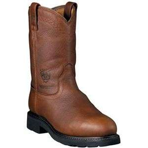 NEW 37202 Sierra H2O Waterproof Insulated Brown Tan Work Boots 9 M
