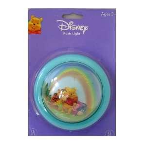 Disney Winnie the Pooh & Friends Night Light  Eeyore piglet & Tigger