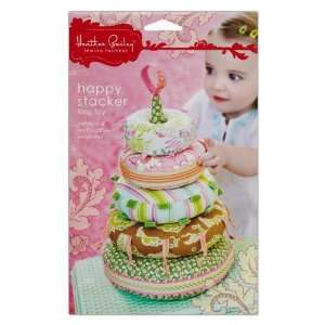 Heather Bailey Happy Stacker Ring Toy Pattern By The Each