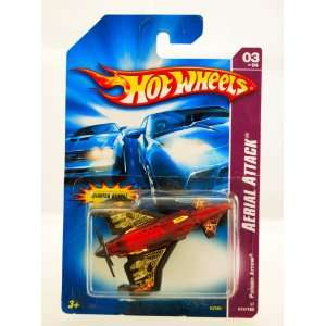 Hot Wheels   2007   Aerial Attack   Poison Arrow   #075/180   3 of 4