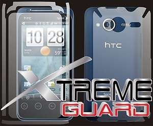 HTC Evo Shift 4G FULL BODY LCD Screen Protector Case 640522011964