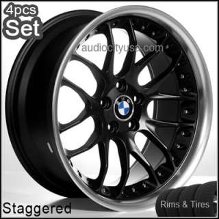 19 inch for BMW Wheels and Tires PKG 3 series Rims M3