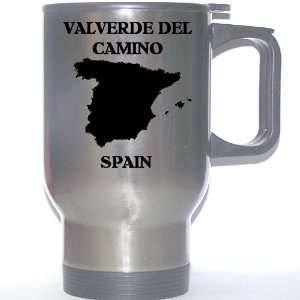 Spain (Espana)   VALVERDE DEL CAMINO Stainless Steel Mug