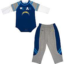 San Diego Chargers Infant Clothing   Buy Infant Chargers Apparel