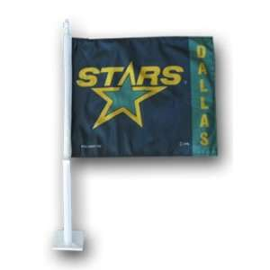 Dallas Stars NHL Car Flags Patio, Lawn & Garden