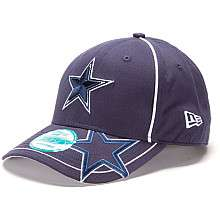 Mens New Era Dallas Cowboys Hurry Up O 9FORTY® Structured Adjustable