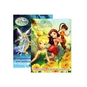 Disney Fairies Libro Para Colorear Y Actividades Office